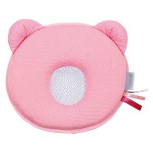 Candide, Poduszka Panda Air+, różowo-szara