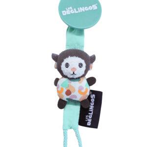Les Deglingos, Zawieszka do smoczka małpka