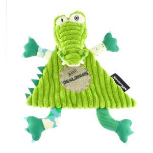 Les Deglingos, Przytulanka aligator