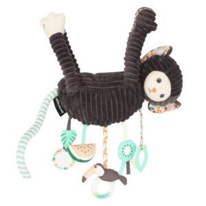 Les Deglingos, zabawka sensoryczna Małpka