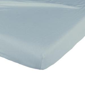 Candide, Prześcieradło bawełniane, 60×120 cm, szare
