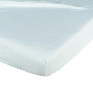 Candide, Prześcieradło bawełniane, 60×120 cm, białe