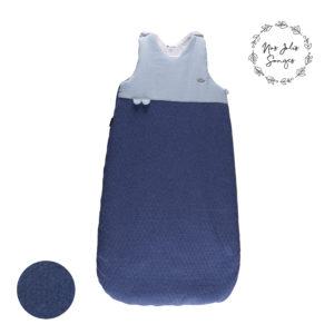 Śpiworek Pikowany 80-100cm Niebieski