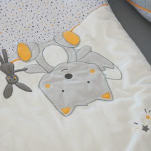 Tineo, Śpiworek 100 cm Lisek