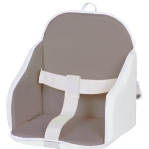 Ochraniacz na krzesełko do karmienia Brąz