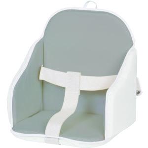Ochraniacz na krzesełko do karmienia Szary