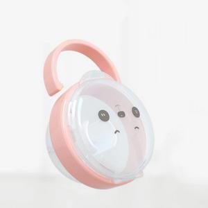 Baby in World Pojemnik na Smoczek Różowy