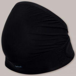 Carriwell Pas Ciążowy Podtrzymujący Regulowany Czarny rozmiar L/XL