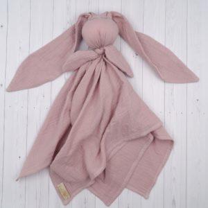 Baby in World Hug Me Bunny Brudny Róż