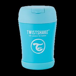 Twistshake Pojemnik termiczny na jedzenie Blue 350 ml