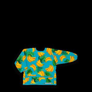 Twistshake Miękki Śliniak z rękawami Banana